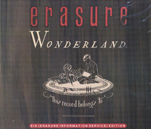 Erasure wonderlandEIS