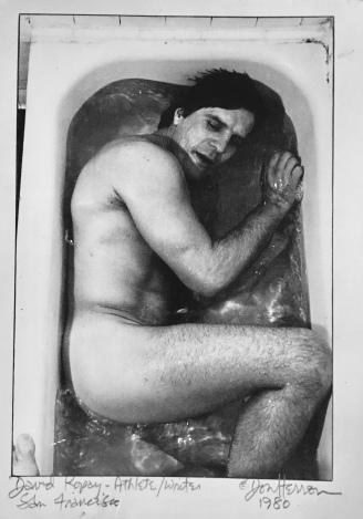 David Kopay bathtub 1980a