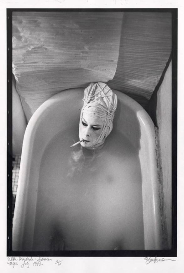 Elke Rastede Tub 1982