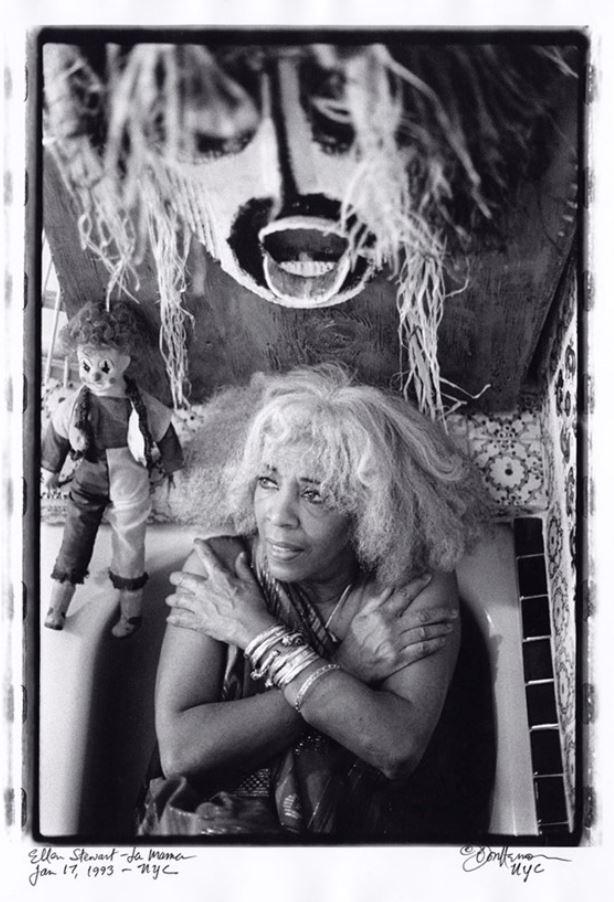 Ellen Stewart 1993
