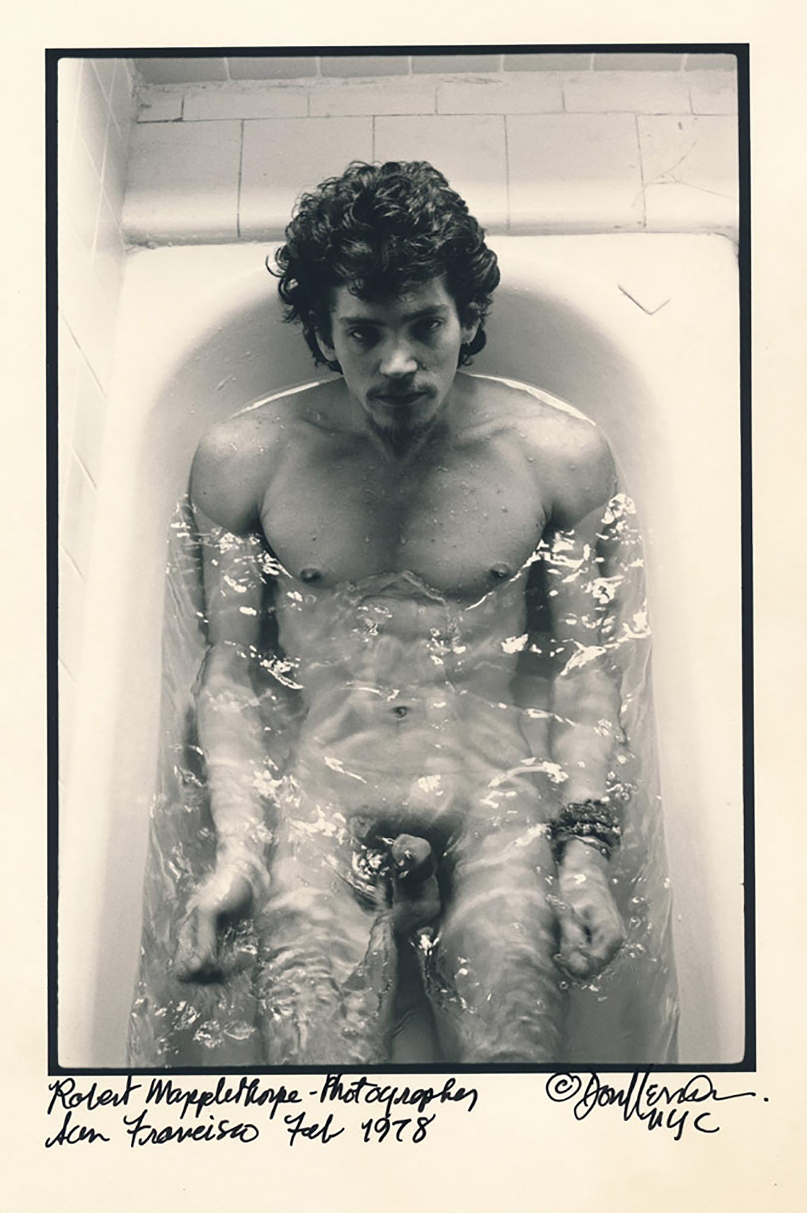 Robert Mapplethorpe Tub 1978