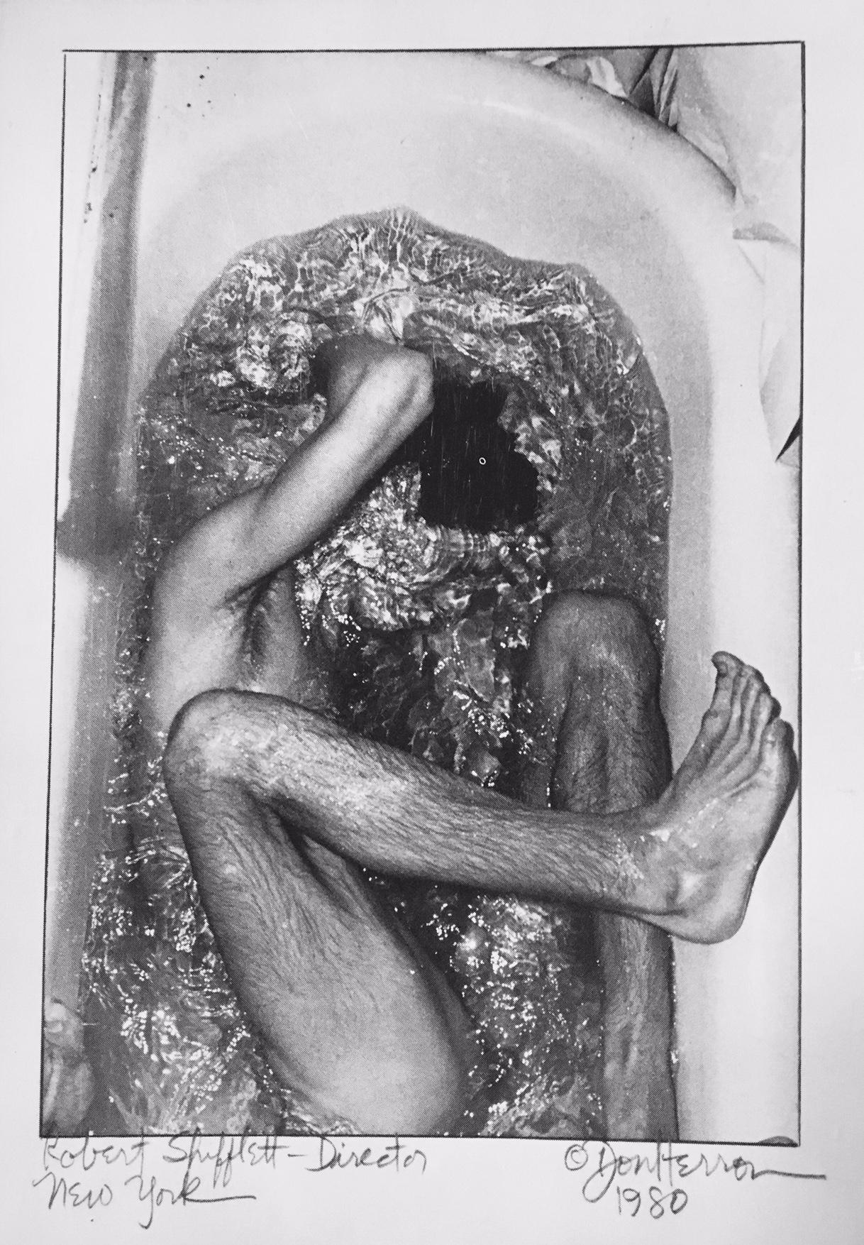 Robert Shifflett bathtub 1980