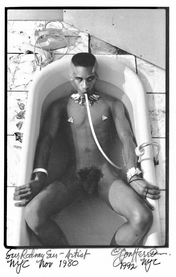 Sur Rodney Sur 1980
