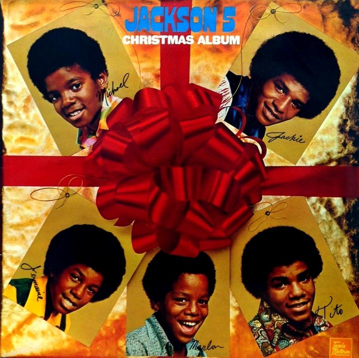 Motown LP jackson