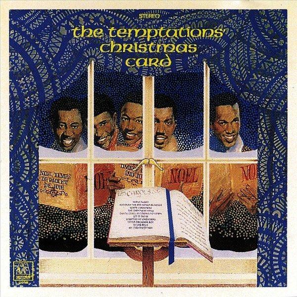 Motown LP Temptations