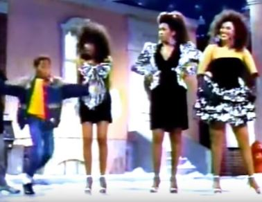 Pointer Sisters MJ