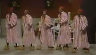 Temptations White Christmas