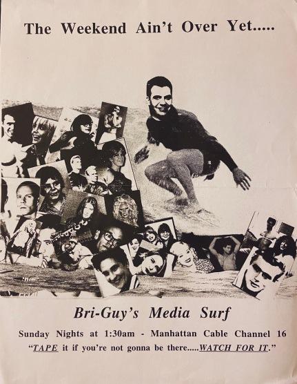 1998 Media Surf flyer