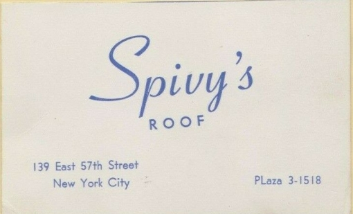 Spivy card